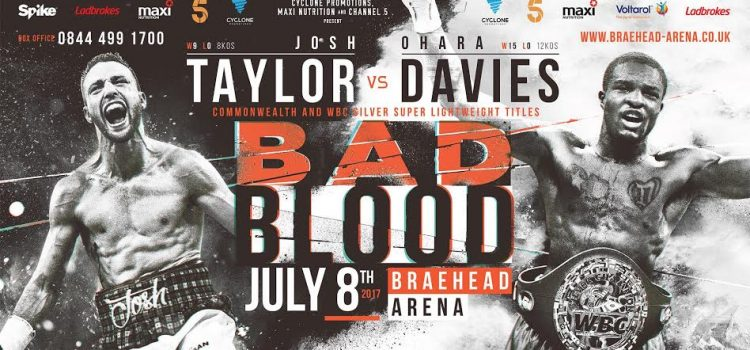 Bad Blood: Taylor-Davies Prediction