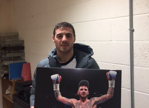 VIDEO: Lewis Ritson chats to BBB about the British title, Matchroom and more!
