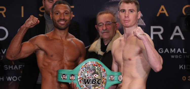 Who next for Kell Brook?
