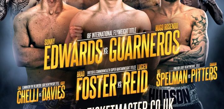FRANK WARREN ANNOUNCES TRIPLE TITLE BONANZA AT YORK HALL