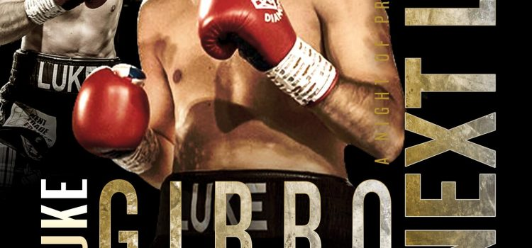 Luke Gibb Returns to the Ring September 14th