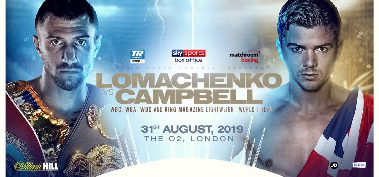 Lomachenko-Campbell In Depth Prediction
