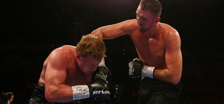 FURY: THE FANS WILL SEE A HUNGRIER FIGHTER