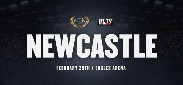 MTK FIGHT NIGHT RETURNS TO NEWCASTLE